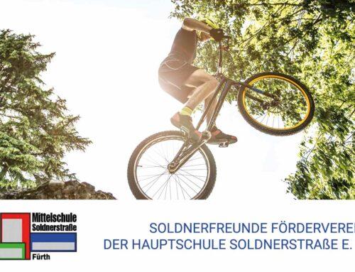 5.000 € für den Soldnerfreunde Förderverein der Hauptschule Soldnerstraße e. V.